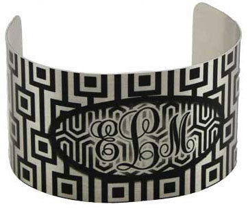 Custom Color Cuff Bracelet