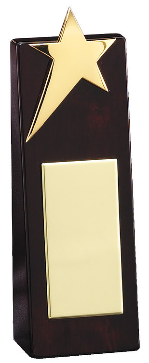 Gold Star on Tower Rosewood Piano Finish