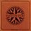 Thumbnail: Square Leatherette Coaster