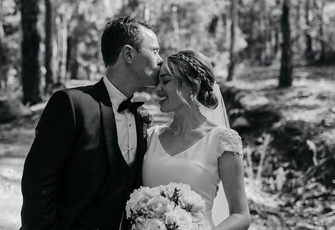Bush Wedding | Happy Heart Celebrations