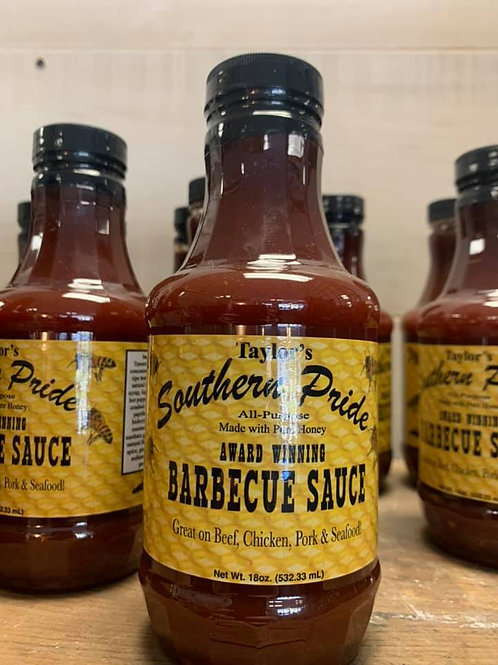 Taylor's Southern Pride Barbecue Sauce