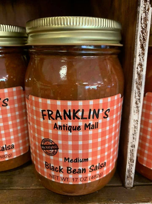 Medium Black Bean Salsa