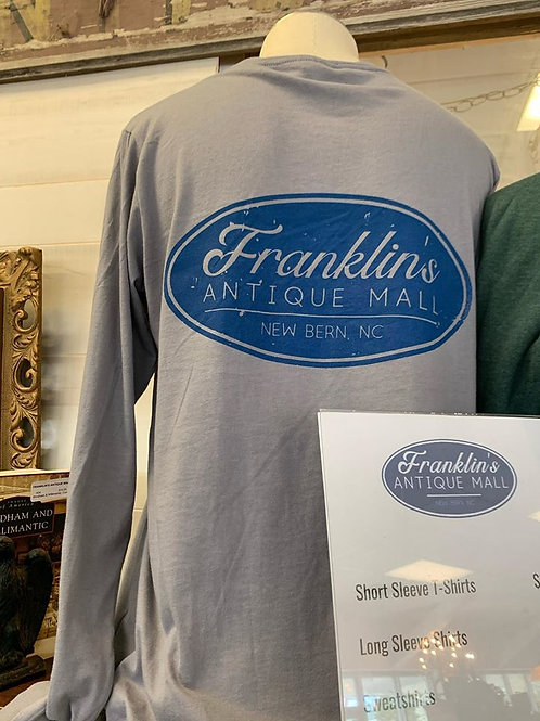 Oval Franklin's Long Sleeve Shirt