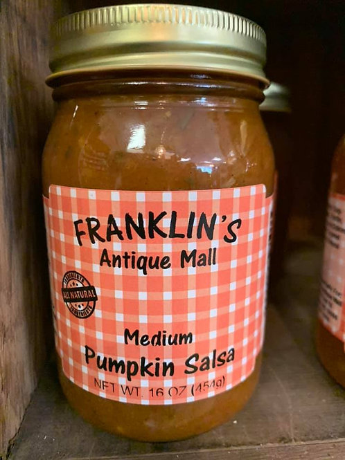 Medium Pumpkin Salsa