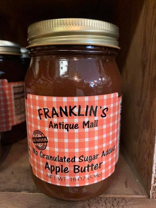 Sugar Free Apple Butter