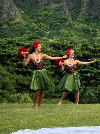 ~Aloha Means Love~