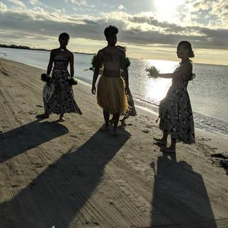 Fiji Dancers Shine!