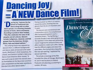 Irish Dancing Magazine of Elmhurst, IL