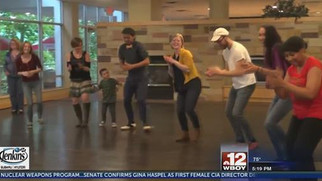 Dancing Joy Featured in local WV News