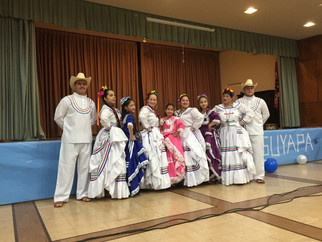 Folk Dance Group Raices Hondurenas