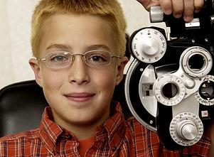 Child Eye Exams Langley
