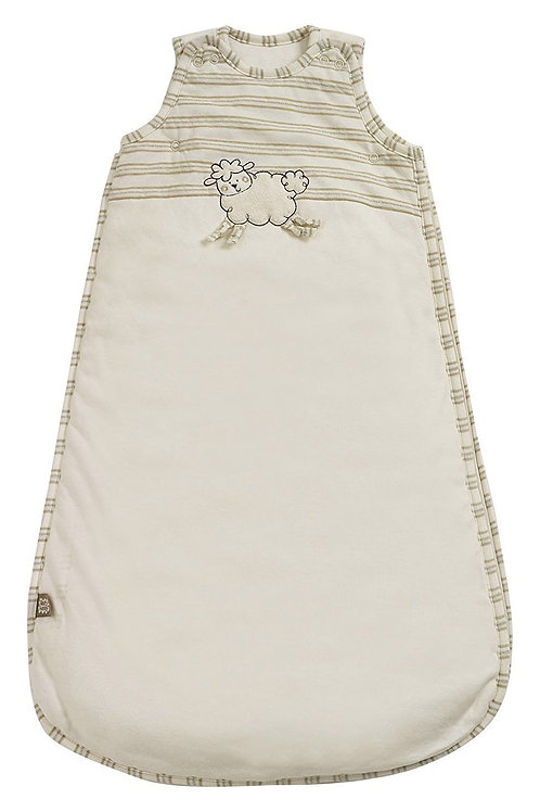 Sleepy sheepy sleeping bag 0-6 months