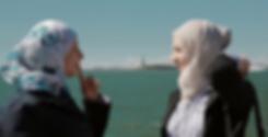 Porto il velo, Sumaya e Batur