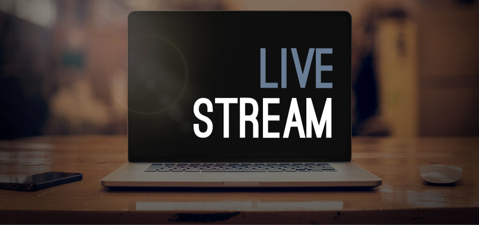 Watch Live From Home