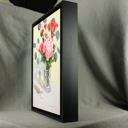 Pink Hydrangea Bouquet_2