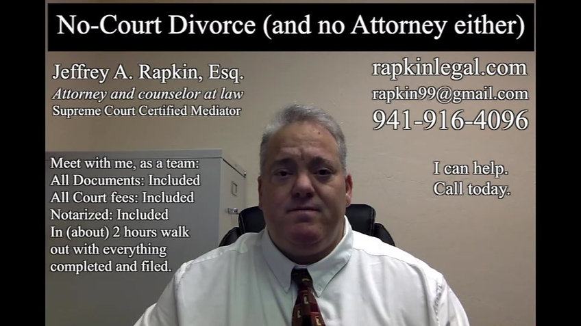 No-Court Divorce