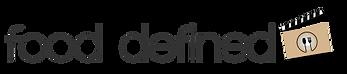 Food Defined Logo