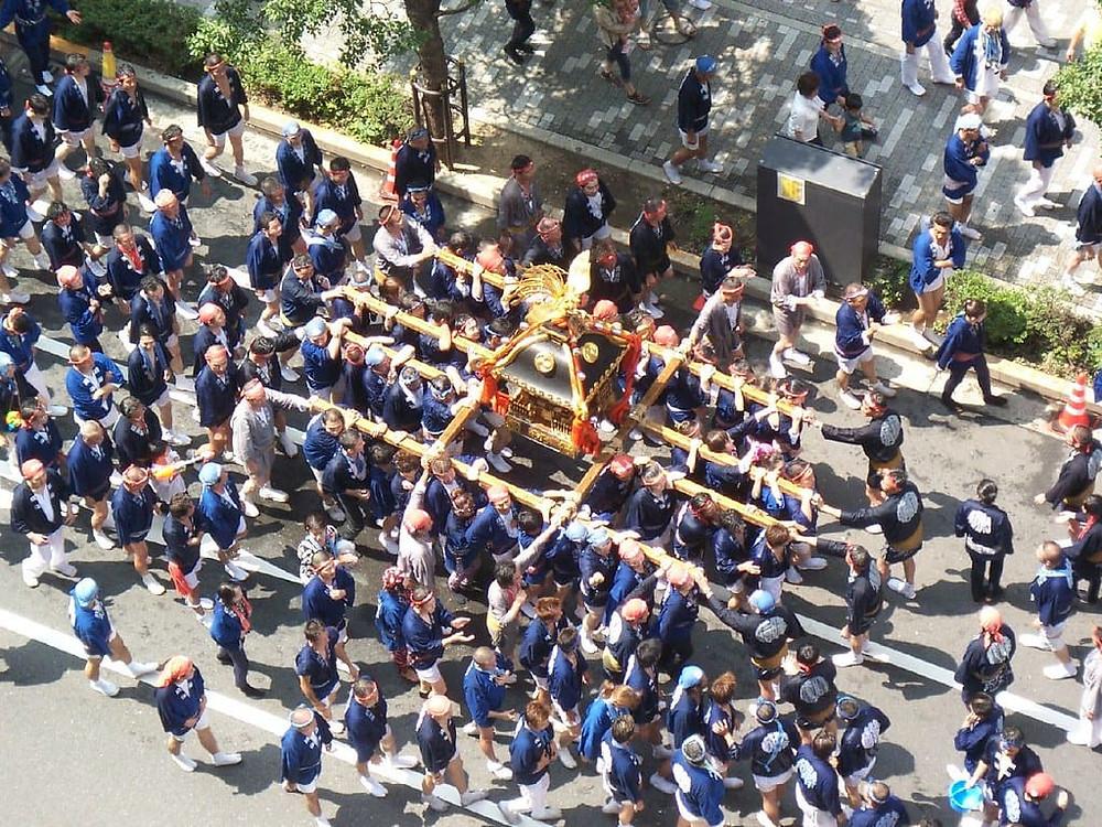Perayaan Sumiyoshi Maysuri