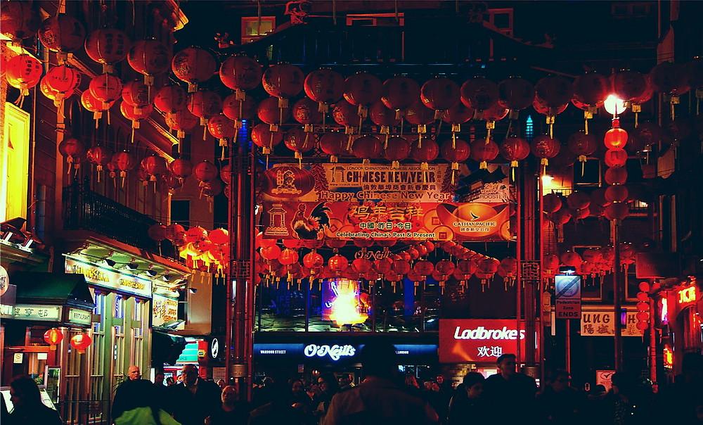 Perayaan Tahun Baru China