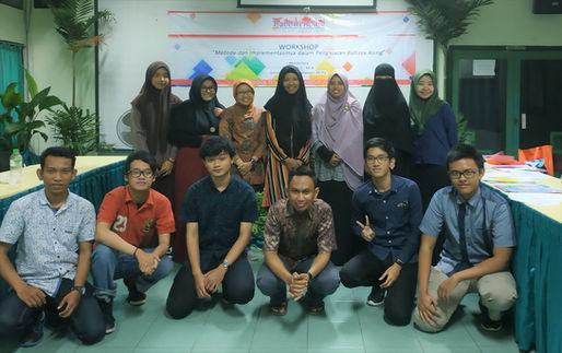 Workshop Pengajaran Bahasa Asing