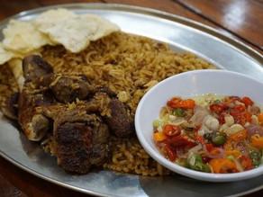 Ternyata di Timur Tengah Tidak Ada Nasi Kebuli Lho...