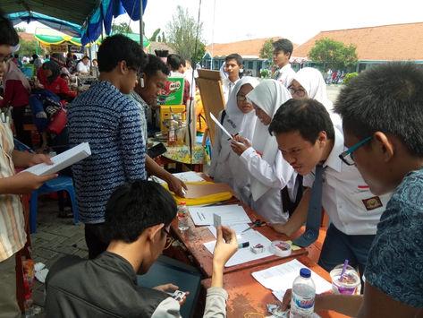 Bunkasai SMA Hang Tuah I Surabaya