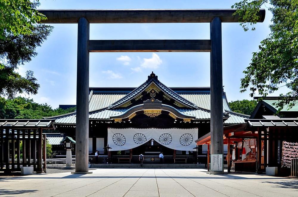 Kuil Yasukuni Jinja Shrine