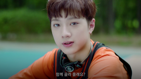 Wanna One_라이관린 Teaser