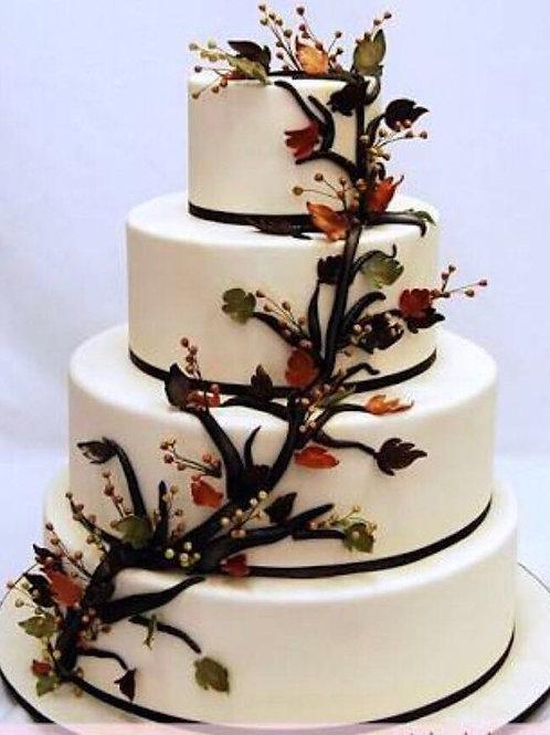 The Vine of Love Cake