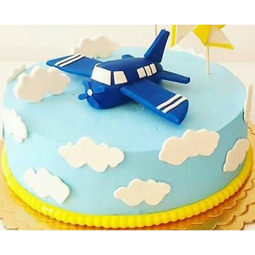 Above the Sky Cake