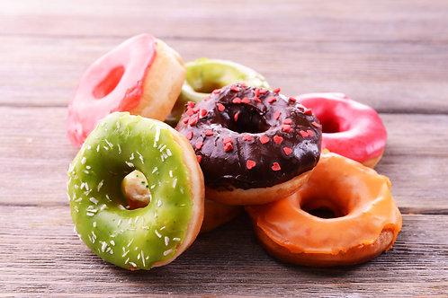 A Set of Assorted Doughnuts