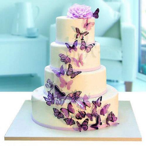 Dream Scape Anniversary Cake