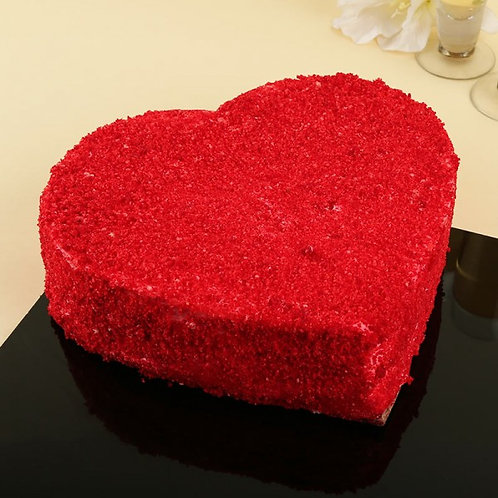 Red Bliss Cake