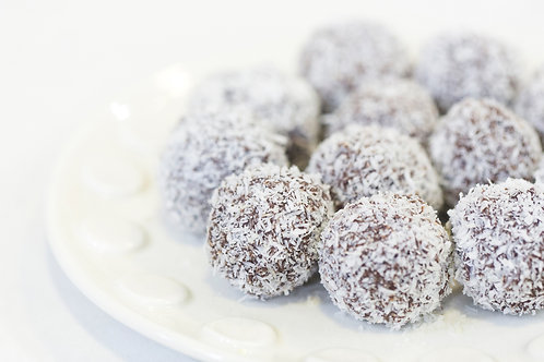 Coconut Chocolate Truffle