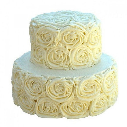 White Rose 2 tier