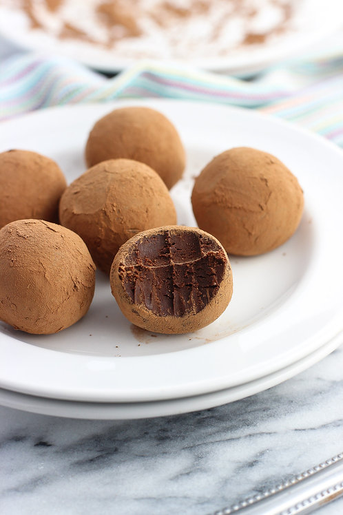 Coco Chocolate Truffles