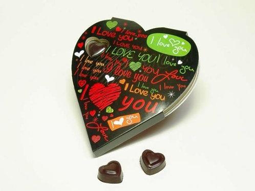 Heart Proposal Box