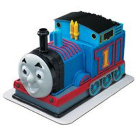 Thomas Train Engine Cake