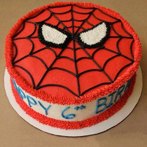 Spidey Sense Cake