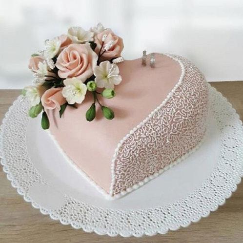 Engagement Celebrations cake
