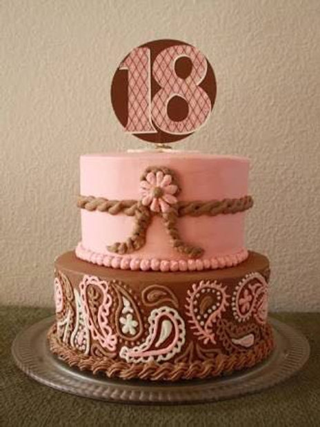 Carved to Perfection Cake