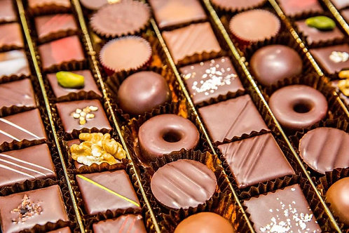 Luxurious Chocolate Pralines