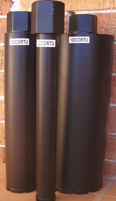 Wet Core Drill Bits 1 1/4