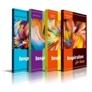 Inspiration für heute (Komplettset 4 Bände)