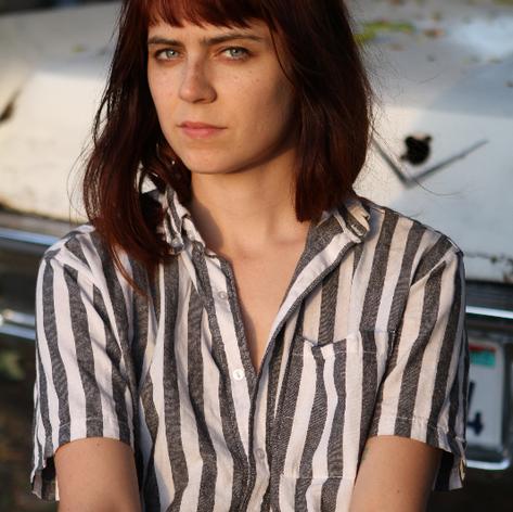 Rachel Fannon of Pussy Riot