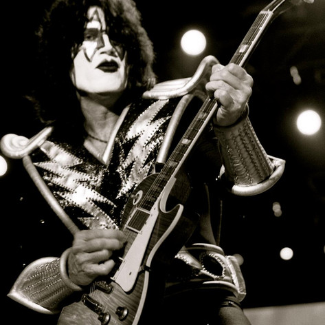 Tommy Thayer of KISS