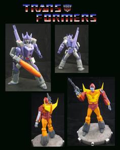 Transformers resin figures.jpg