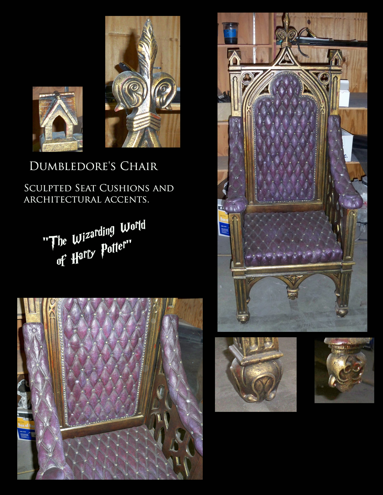 Dumbledore Chair
