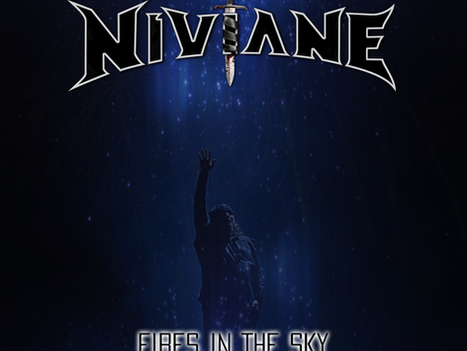 """New Niviane Single """"Fires In The Sky"""" Out Now!"""