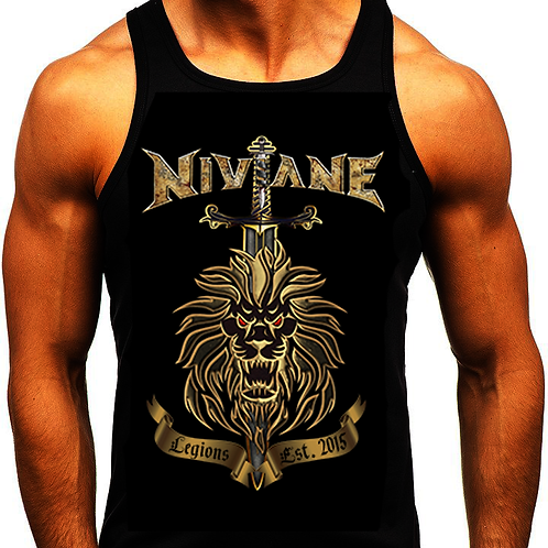 Men's Like Lions Tank Top